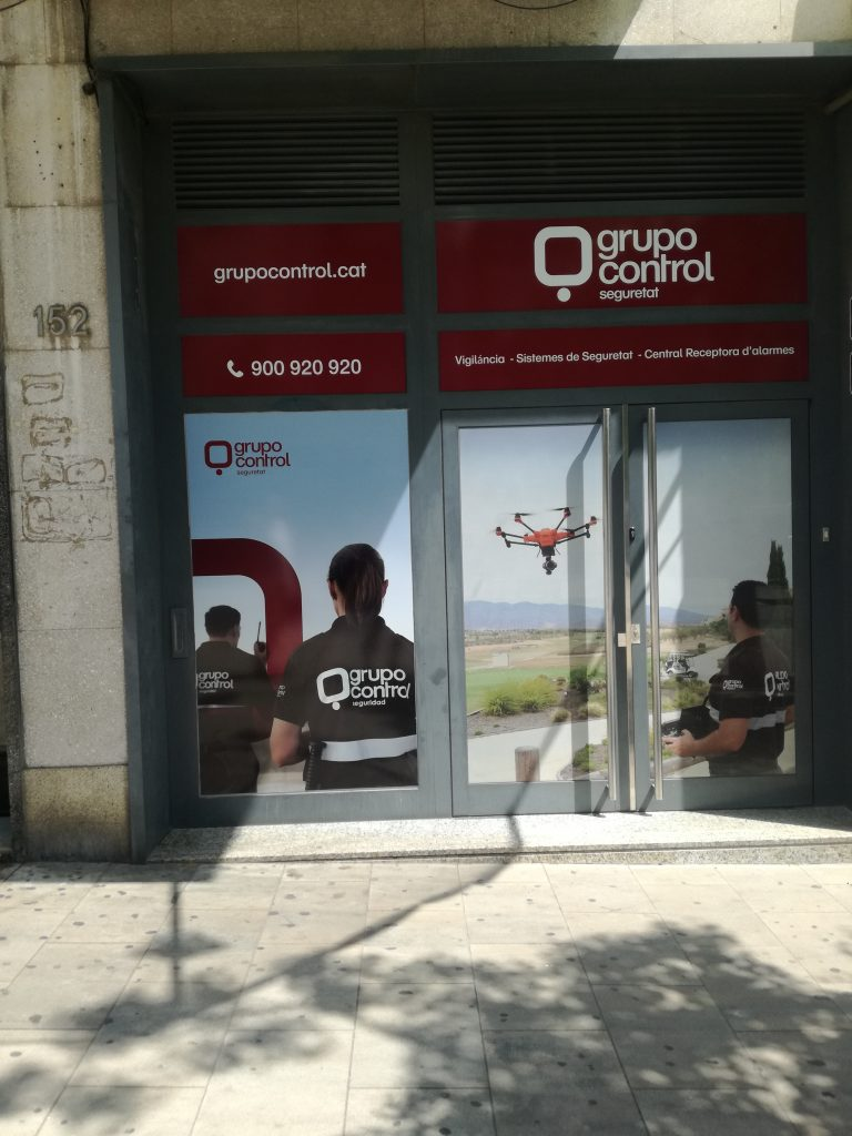 Nuevas Oficinas Grupo Control en Barcelona